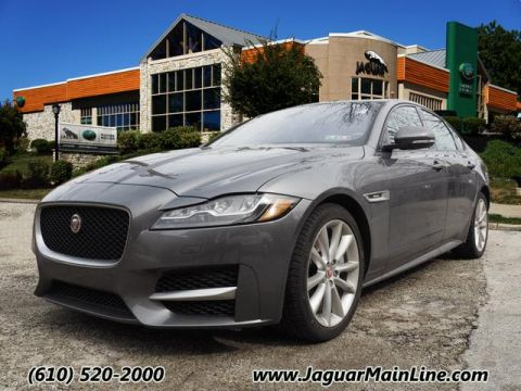 New 2016 Jaguar XF R-Sport RWD R-Sport 4dr Sedan