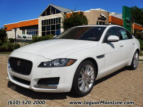 New 2017 Jaguar XF 35t Prestige AWD