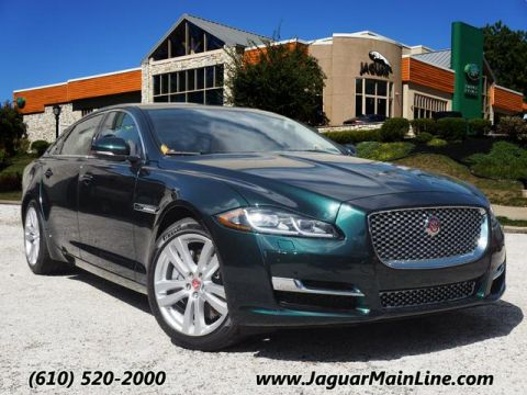 New 2017 Jaguar XJL Portfolio AWD